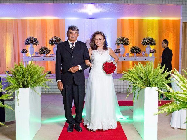 O casamento de Marcos  e Alda  em Mossoró, Rio Grande do Norte 1