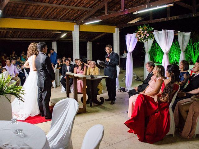 O casamento de Marcos  e Alda  em Mossoró, Rio Grande do Norte 6