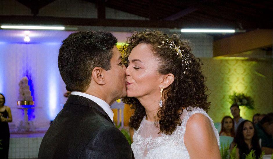 O casamento de Marcos  e Alda  em Mossoró, Rio Grande do Norte