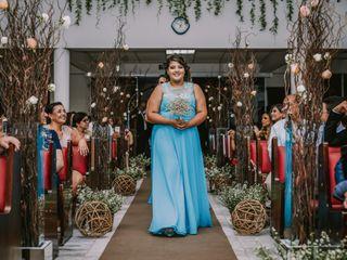 O casamento de Claudia e Elias 2