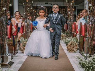 O casamento de Claudia e Elias 3