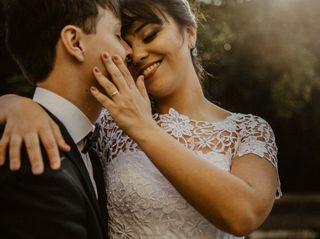 O casamento de Karin e Wesley