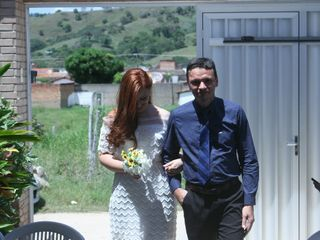 O casamento de Haabh e Nickolas