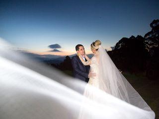 O casamento de Bonny e Fernando