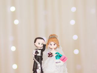 O casamento de Bianca e Vinicius 2