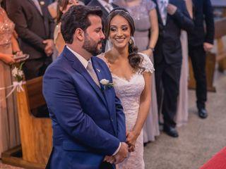 O casamento de Déborah Melo e Lucas Machado