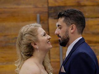 O casamento de Claudia e Alex 1