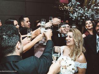 O casamento de Claudia e Alex 3