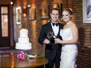 O casamento de Mailes e Roni