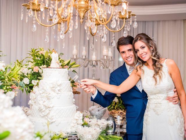 O casamento de Carolina e Matheus