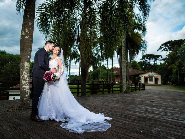 O casamento de Fabio e Keyse
