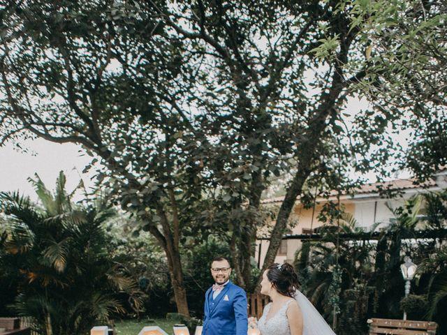 O casamento de Eduardo e Juliana em Cotia, São Paulo 1