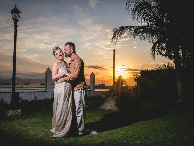O casamento de Angela e Stivy