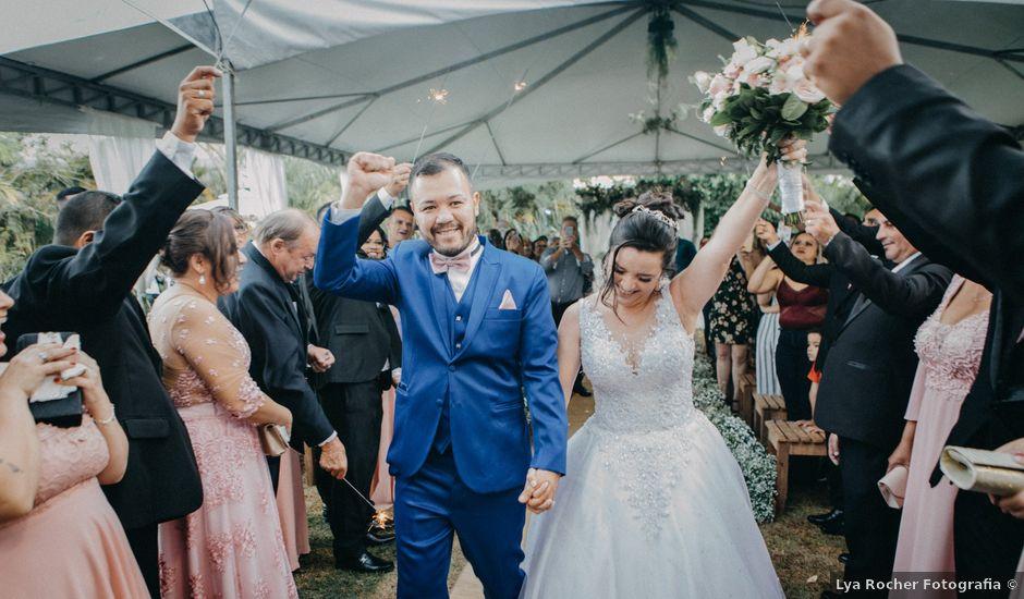 O casamento de Eduardo e Juliana em Cotia, São Paulo