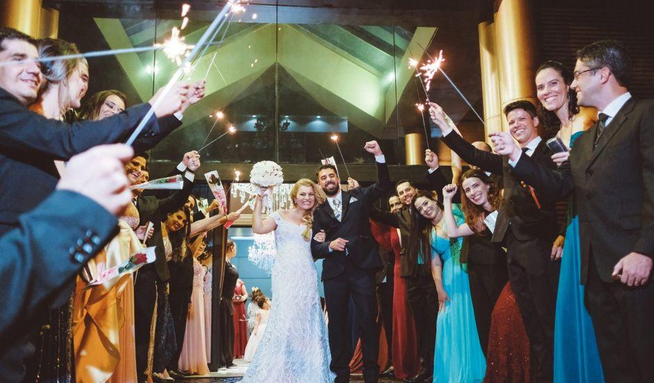 O casamento de Alex e Claudia em São Paulo, São Paulo