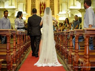 O casamento de Iasmim e Jonh 1