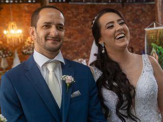 O casamento de Mariana e Leidson