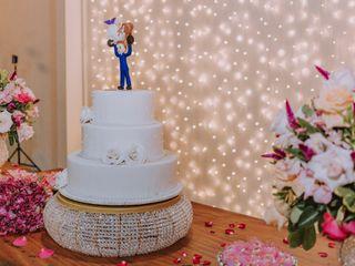 O casamento de Samantha e David 1