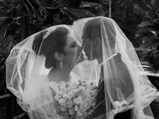 O casamento de Carol e Everton