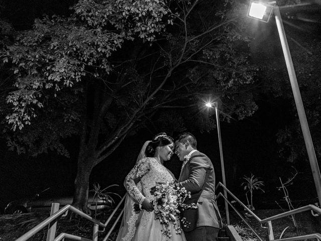 O casamento de Paula e Clayton