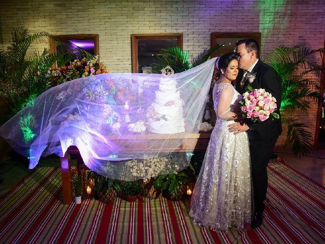 O casamento de Joselaine e William