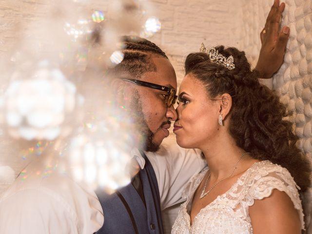 O casamento de Louise e Jeanderson