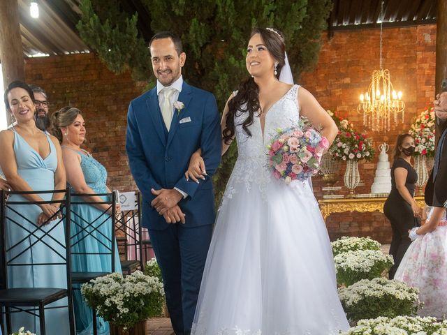 O casamento de Leidson e Mariana em Brumadinho, Minas Gerais 5