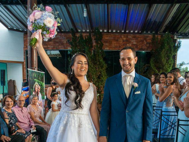O casamento de Leidson e Mariana em Brumadinho, Minas Gerais 1