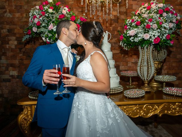 O casamento de Leidson e Mariana em Brumadinho, Minas Gerais 14