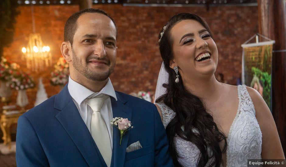 O casamento de Leidson e Mariana em Brumadinho, Minas Gerais