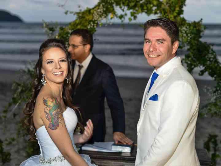 O casamento de Vivian  e Giovanni
