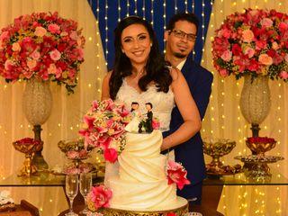 O casamento de Jessica  e Carlos Eduardo
