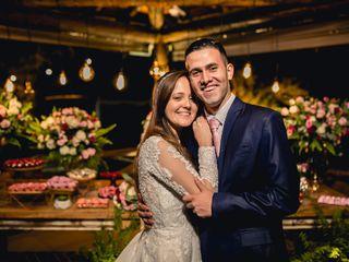 O casamento de Tamires e Daniel