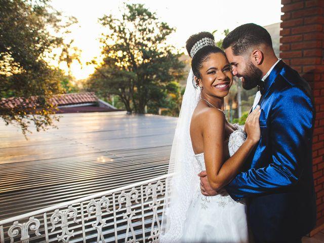 O casamento de Amanda e Marcelo