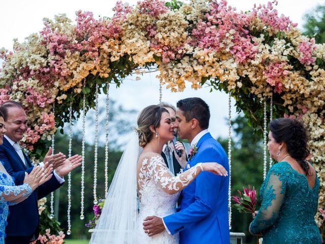 O casamento de Cíntia e Diego