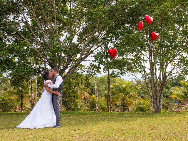 O casamento de Zuíla e Isaías