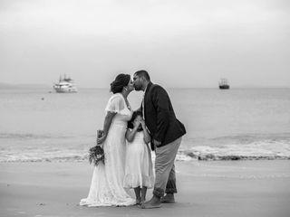O casamento de Itamara e Rafael