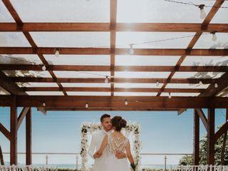 O casamento de Ariane e Hermann