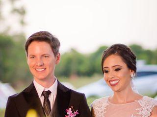 O casamento de Fernando e Kedma 1