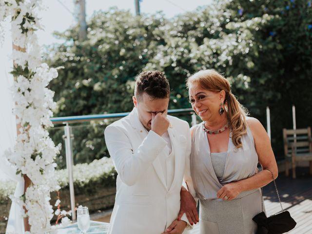 O casamento de Hermann e Ariane em Bombinhas, Santa Catarina 33