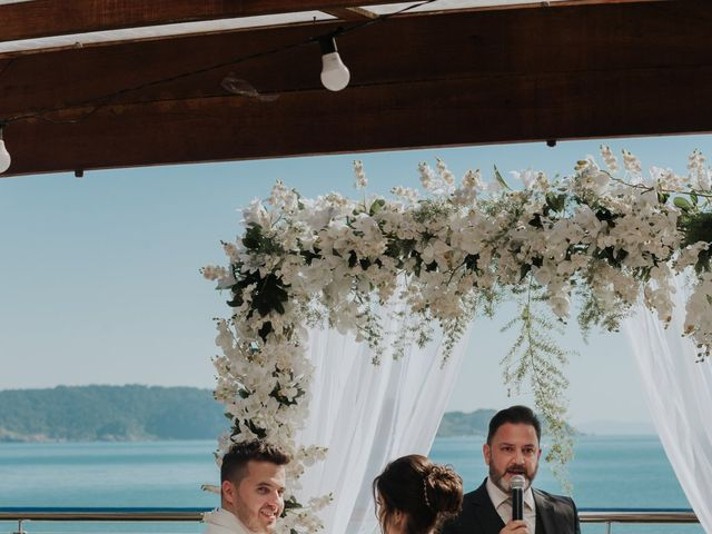 O casamento de Hermann e Ariane em Bombinhas, Santa Catarina 44