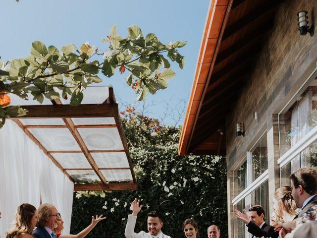 O casamento de Hermann e Ariane em Bombinhas, Santa Catarina 1