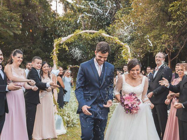 O casamento de Giovana e Marcus