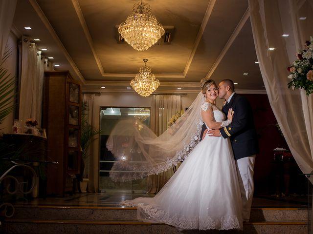 O casamento de Natalia e Eric