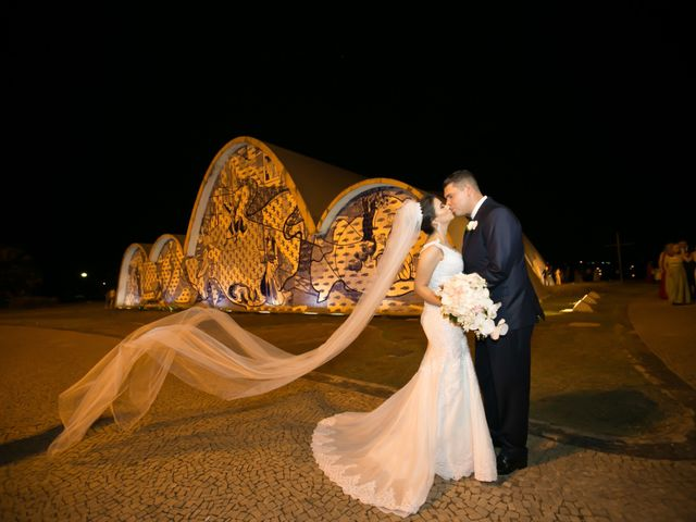 O casamento de Juliana e Cristiano