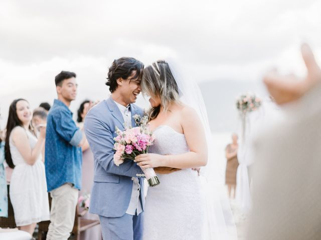 O casamento de Stephanie e Rafael