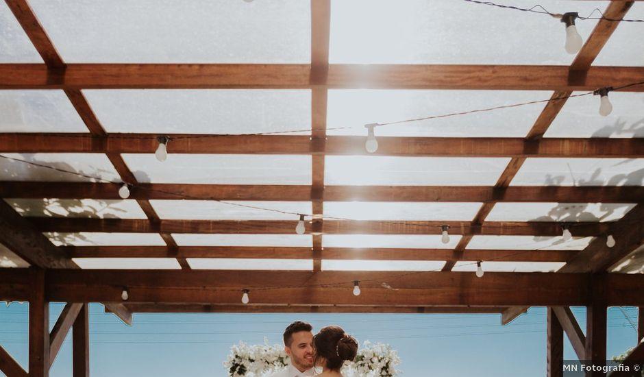 O casamento de Hermann e Ariane em Bombinhas, Santa Catarina