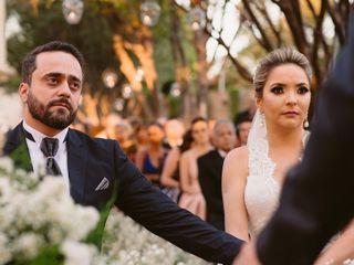 O casamento de Débora e Heini
