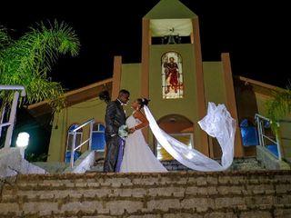 O casamento de Joice e Augusto