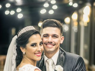 O casamento de Quézia  e Lauri 1